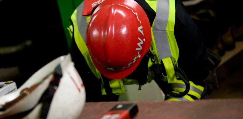 Brand 17 är en konferens där många frågor inom Räddningstjänsten diskuterades.
